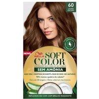 Coloração Soft Color Nº60 Louro Escuro 1 Unidade Wella 1 Unidade