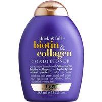 Condicionador OGX Biotin e Collagen 385mL