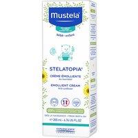 Stelatopia Mustela Bebê Creme Hidratante Infantil com 200ml 200ml