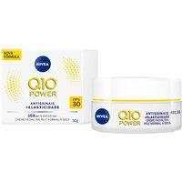 Creme Facial Antissinais Dia Nivea Q10 Plus Pele Normal a Seca FPS 30 com 52g 52g