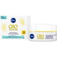 Creme Facial Dia Antissinais Nivea Q10 Plus Pele Mista a Oleosa FPS 30 com 50ml 50ml
