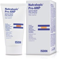 Creme Facial Nutratopic Pro-AMP Pele Reativa com 50ml Isdin 50ml