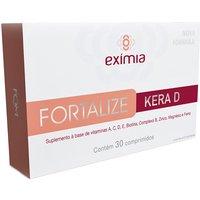 Suplemento Vitamínico Exímia Fortalize Kera D com 30 comprimidos Eximia 30 Comprimidos
