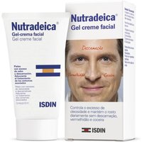 Gel Creme Facial Nutradeica Isdin Pele Descamativa com 50ml 50ml