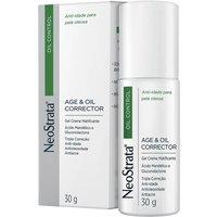 NeoStrata Age e Oil Corrector Oil Control Gel Creme Facial com 30g 30g
