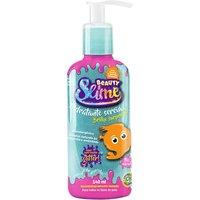Hidratante Sereia Beauty Slime Glitter Azul 140ml