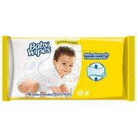 Lenços Umedecidos Huggies Baby Wipes com 48 unidades 48 Unidades