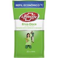 Refil Sabonete Líquido Lifebuoy Hand Wash Erva Doce 200ml