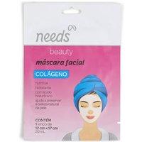Máscara Facial Needs Colágeno 1 Unidade