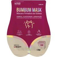 Máscara Firmadora de Glúteos Kiss NY Bumbum Mask 1 Par