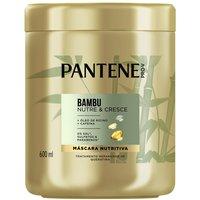 Máscara de Tratamento Capilar Pantene Pro-V Bambu com 600ml 600ml