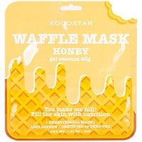 Máscara Facial Kocostar Waffler de Mel com 40g 40g