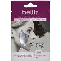 Máscara Facial para Oleosidade Belliz com Carvão e Sílica 10g 10g