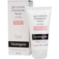 Gel Creme Hidratante Facial Neutrogena Oil-Free Pele Mista a Oleosa com 50ml 50ml