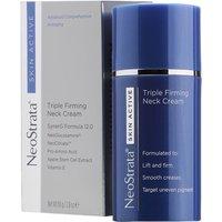 Creme Antissinais para Pescoço e Colo NeoStrata Skin Active Triple Firming Neck Cream com 80g 80g