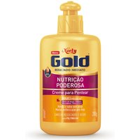 Creme para Pentear Niely Gold Nutrição Poderosa 280g