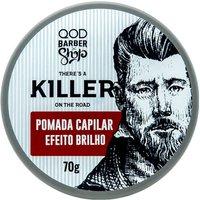 Pomada Capilar QOD Babear Shop Killer Efeito Brilho 70g