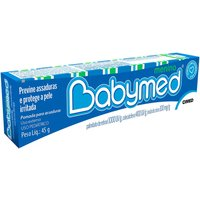 Pomada Prevenção de Assaduras Babymed Meninos 45g