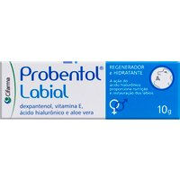 Regenerador e Hidratante Labial Probentol Bisnaga com 10g Cifarma 10g