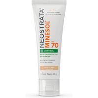 Protetor Solar NeoStrata Minesol FPS 70 Facial com Cor Pele Clara com 40g 40g