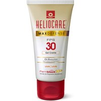 Protetor Solar Gel Creme Heliocare Max Defense FPS30 50g
