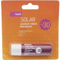 Protetor Labial Hidratante Needs Solar com Cor FPS30 3,6g