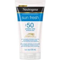 Protetor Solar Corporal Neutrogena Sun Fresh FPS50 120ml