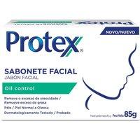 Sabonete em Barra Facial Protex Oil Control 85g