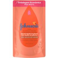 Refil Sabonete Líquido Johnson's Baby Cabeça aos Pés com 180ml 180ml