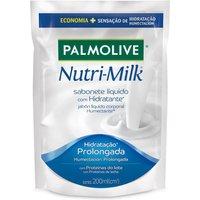 Refil Sabonete Líquido Palmolive Nutri-Milk Hidratante com 200ml 200ml