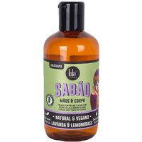 Sabão Líquido Lola Lavanda e Lemongrass 250ml