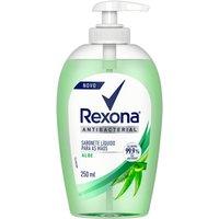 Sabonete Líquido para Mãos Rexona Antibacterial Aloe 250ml