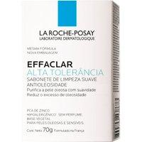 Sabonete Facial em Barra La Roche-Posay Effaclar Alta Tolerância Antioleosidade com 70g 70g