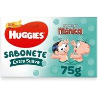 Sabonete em Barra Infantil Huggies Extra Suave 75g