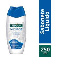 Sabonete Líquido Palmolive Nutri-Milk Hidratante com 250ml 250ml