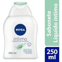 Sabonete Líquido Íntimo Nivea Natural com 250ml 250ml