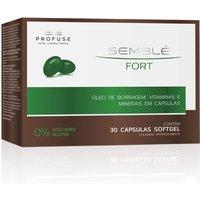 Suplemento Vitamínico Mineral Semblé Fort com 30 cápsulas Aché 30 Cápsulas