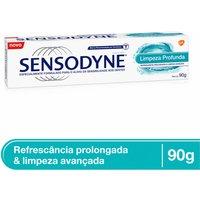 Pasta de Dente Sensodyne Limpeza Profunda com 90g 90g