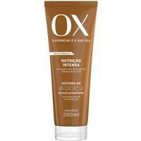 Shampoo OX Nutrição Intensa 200ml