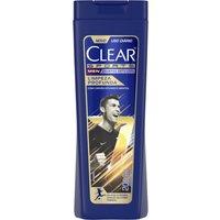 Shampoo Anticaspa Clear Sports Men Limpeza Profunda 200ml