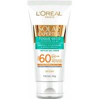 Protetor Solar Facial L'Oréal Expertise Toque Seco FPS 60 com 50g 50g