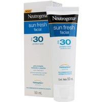 Protetor Solar Facial Neutrogena Sun Fresh FPS 30 com 50ml 50ml