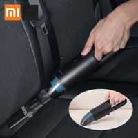 Xiaomi Mijia Cleanfly Coclean Car Dust Cleaner Portable Vaccum Sweep Mini Hepa Light Wireless Hand-Helded For Bed Sofa
