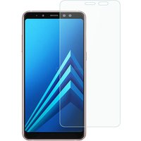 Dayspirit Tempered Glass Screen Protectors for Samsung Galaxy A8+ (2018), A8 Plus 2018 , A730