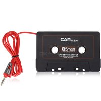 Quelima Car Tape MP3 MP4 Phone and Other Audio Converters CAR W800 Cassette