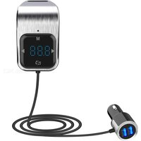 Quelima Touch Button BC39 Bluetooth Hands-free Phone Car MP3 FM Transmitter
