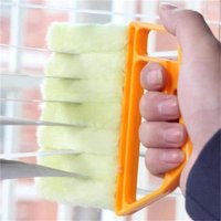 Detachable Washable Window Cleaning Brush Air Conditioner Duster Cleaner