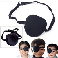 3D Lazy Eye Patch Adjustable Single Eye For Amblyopia Treatment