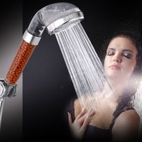 SPA Spa Beauty Negative Ion Shower Head Water Saving Filter Detachable Shower Head Explosion Proof