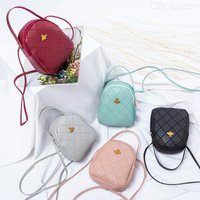 Fashion Casual Female Backpack Mini Simple All-match Messenger Bag For Women Ladies